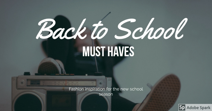 Back To School Haul + MustHaves