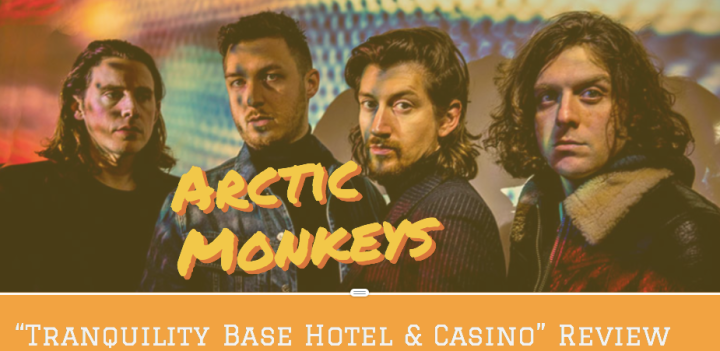 The Spaceship Has Landed: Arctic Monkeys are Back!
