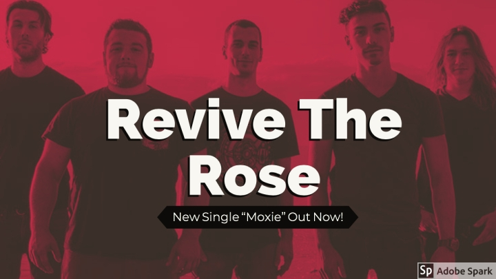 "Reviving Canadian Rock With ""Revive The Rose""!"