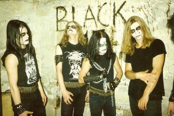 Mayhem euronymous Euronymous